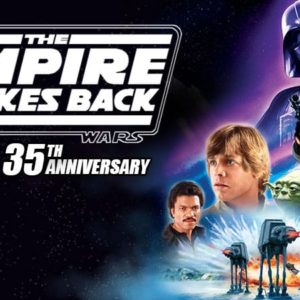 The 35th Anniversary of The Empire Strikes Back