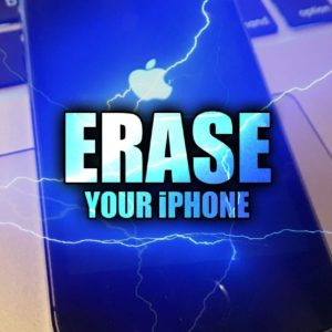 How To Erase Your iPhone, iPad, Or iPod Touch Before Selling It