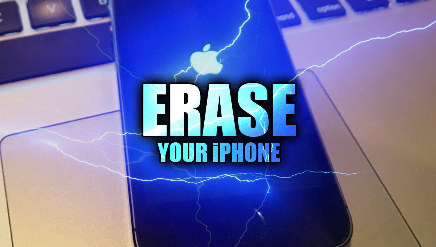 How To: Erase Your Iphone Before Selling It