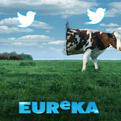 Eureka's S.A.R.A.H. on Twitter