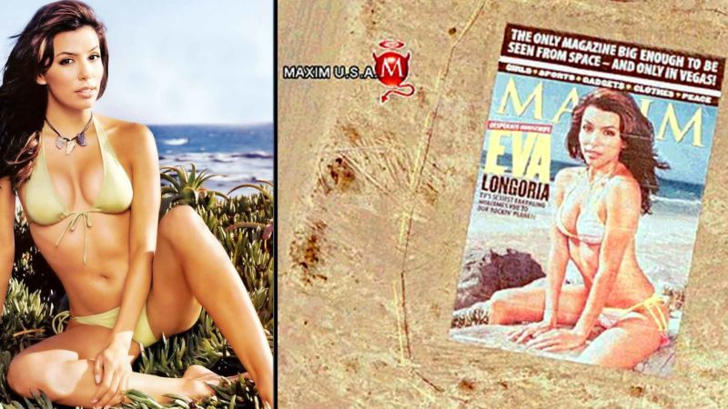 Eva Longoria Maxim Magazine