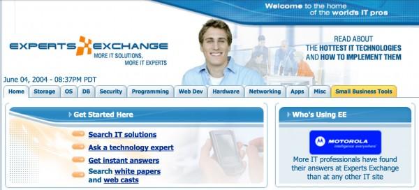expertsexchange