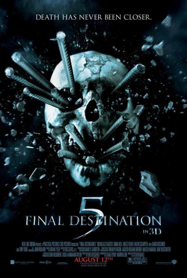 Final Destination 5 Banned Movie Poster