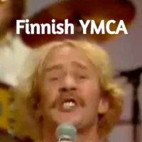 You Have To Watch This Incredible Finnish YMCA Song Cover From 1979