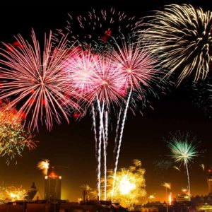 How To Create a Great Environment for Optimal Fireworks Viewing