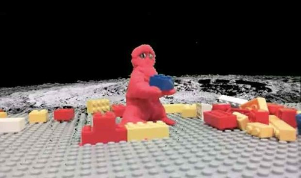 A Still From My First Attempt At Stop Motion