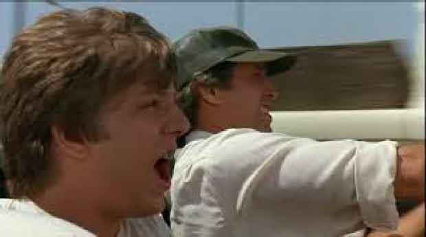 Fletch Quotes - Stolen Car - Funny Fletch Movie Quotes
