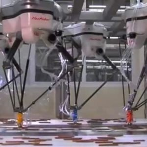 VIDEO: Food Robot Montage