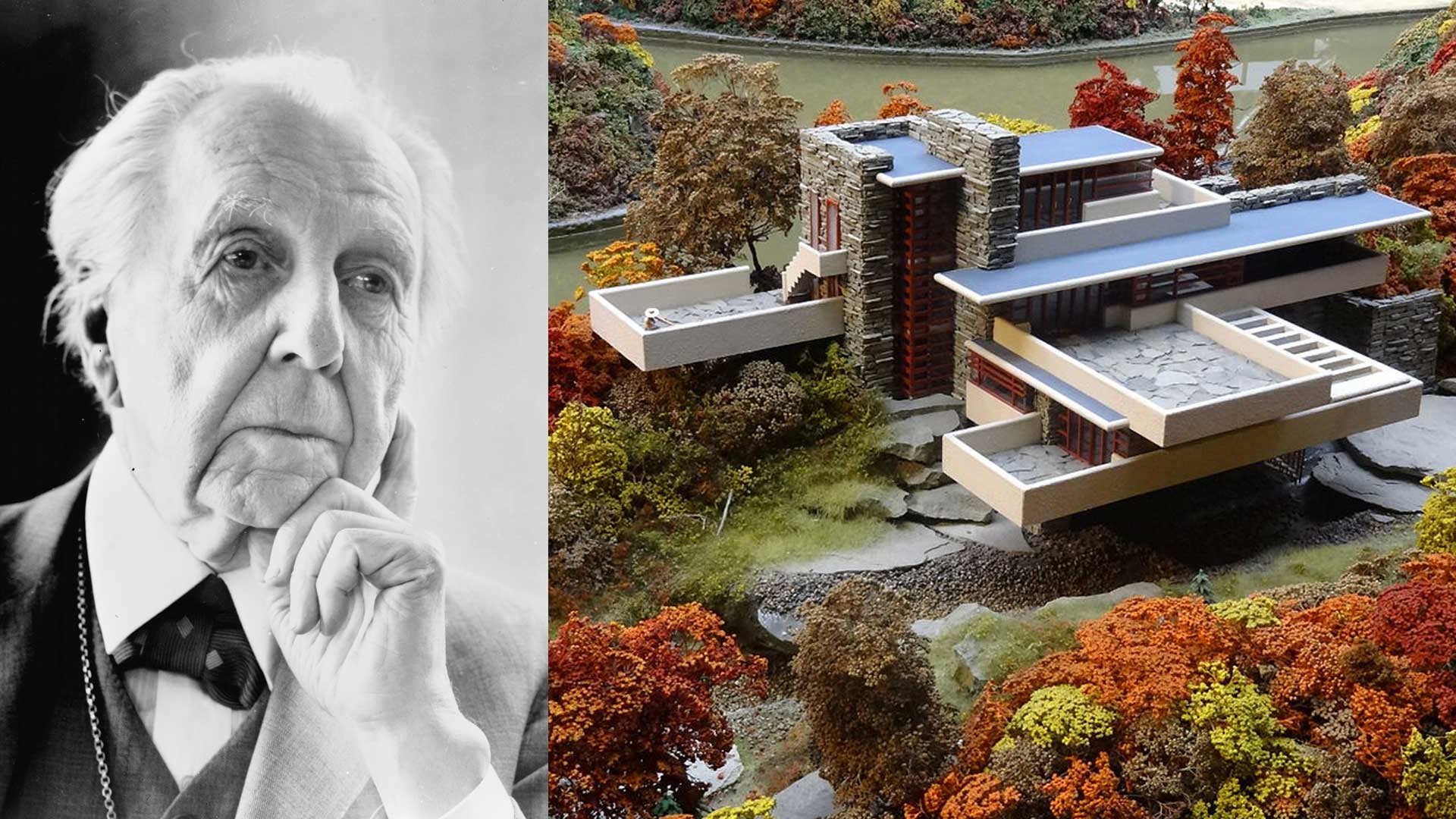 Frank lloyd wright american architecture tour 10 must - Frank lloyd wright structures ...