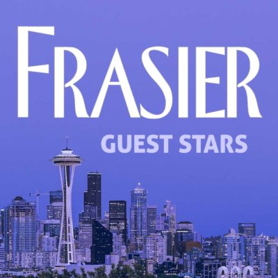 The Best Frasier Guest Stars