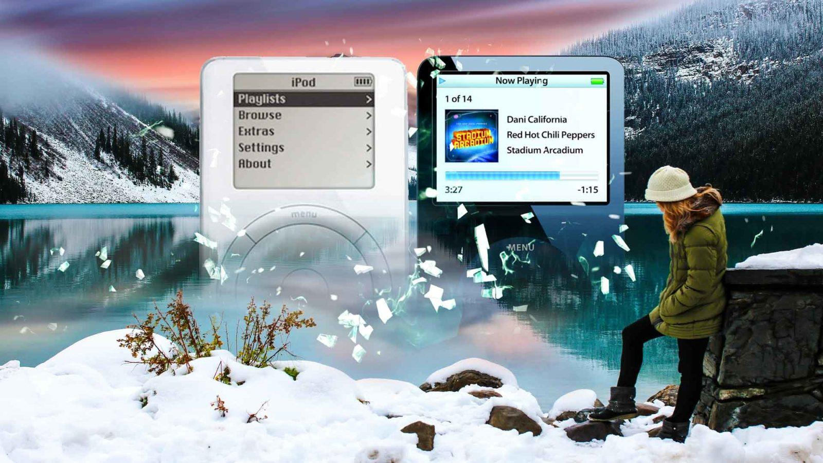 Frozen Ipods