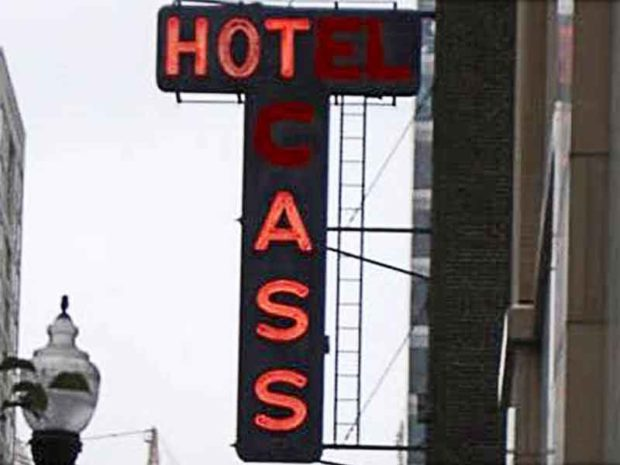 Funny Sign Fails - Hot Ass Hotel