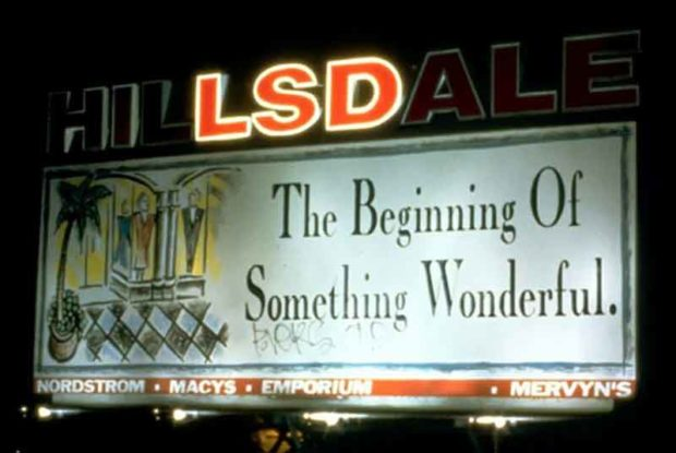 Lsd - Hillsdale The Beginning Of Something Wonderful