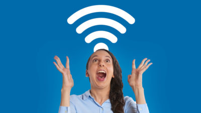 85 Funny WiFi Network Names To Harass And Entertain Your Neighbors