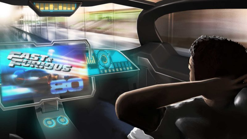 In-Car Entertainment of the Future