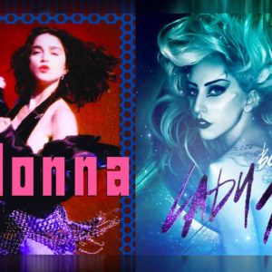 """Lady Gaga's """"Born This Way"""" Rips Off Madonna's """"Express Yourself"""" - So What?"""