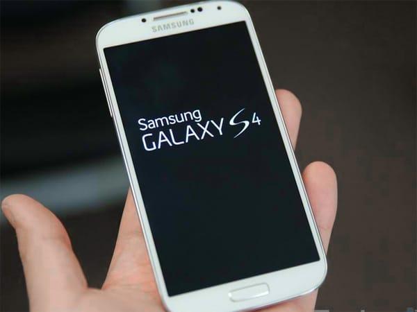 Galaxy S4 Restart Problem