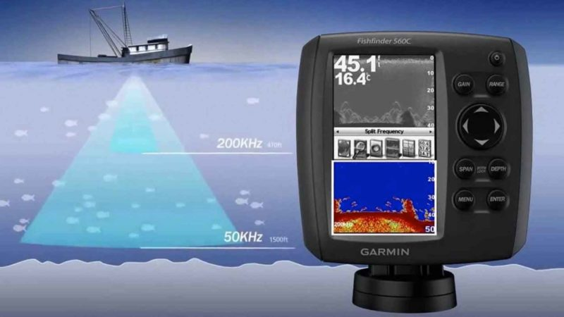 Garmin Fish Finder