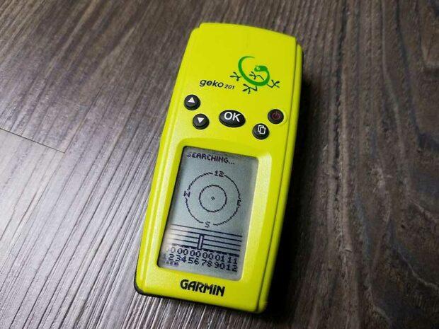 Garmin Geko GPS