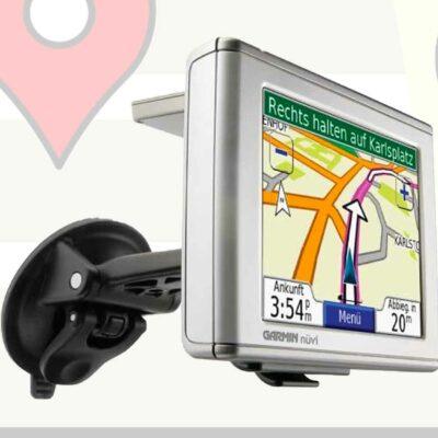Garmin Nuvi 360 GPS