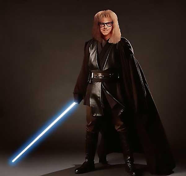 Garth Skywalker - Funny Star Wars Pictures
