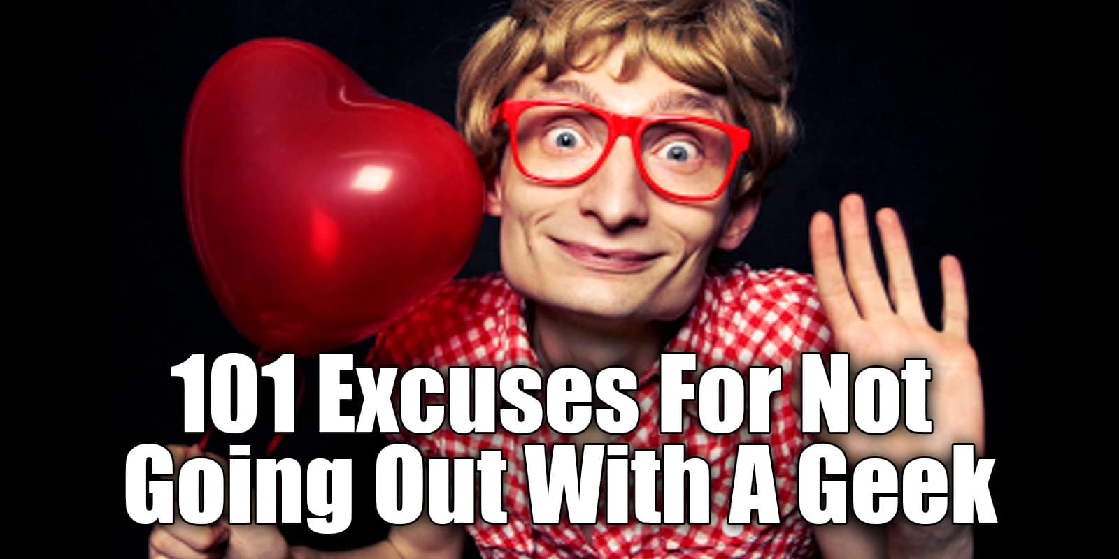 Best Excuses For Not Going Out