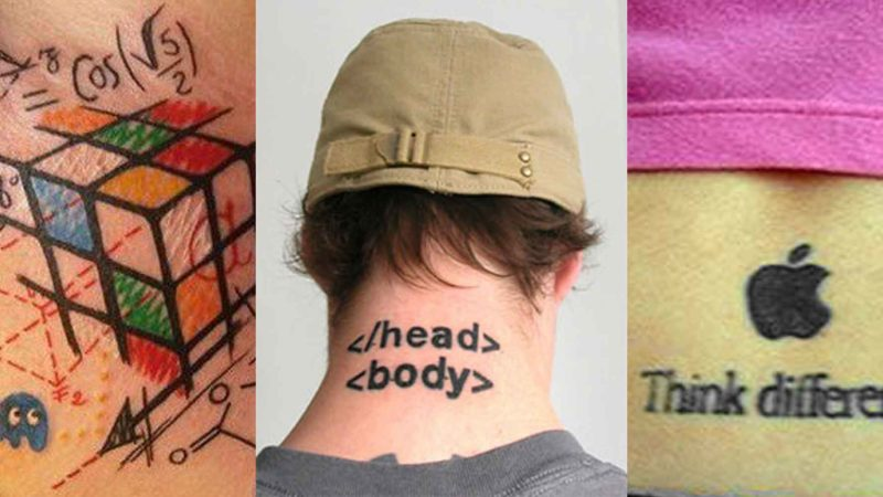 Geeky Tattoo Ideas