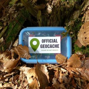 What Is Geocaching? It's A High-Tech Easter Egg Hunt For Adults