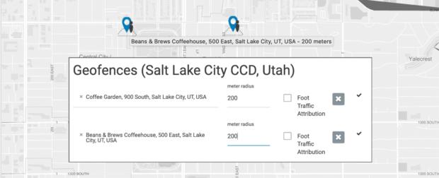 Geocookies Campaign: Geofencing Coffee Shops In Salt Lake City