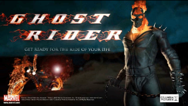 Ghost Rider: Slots