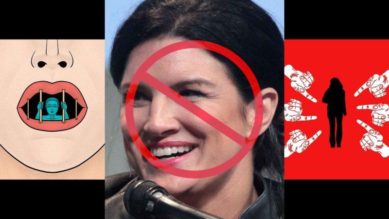 Gina Carano Fired Poll