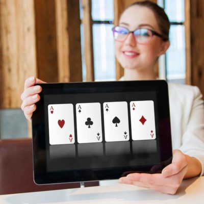 Playing Poker On An Online Casino