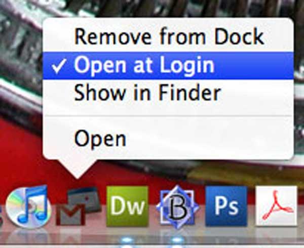 Gmail Notifier For Mac - Open At Login