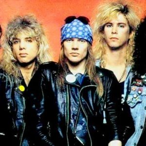 Can You Correctly Answer These 10 Guns N' Roses Trivia Questions?