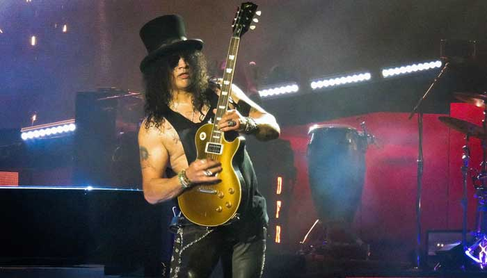 Slash From Guns N' Roses