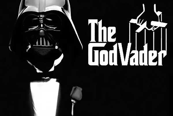 Darth Vader As The Godvader