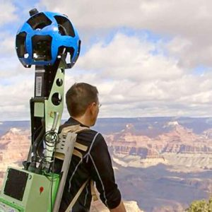 The Google Grand Canyon Project Lets You Virtually Hike The Grand Canyon Using Google Street View
