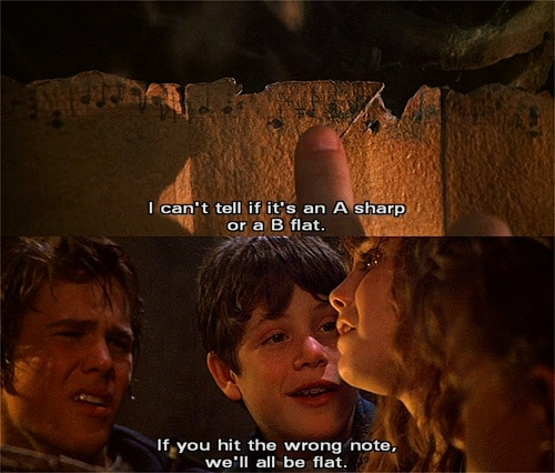 Goonies Quotes B Flat - Quotes From The Goonies