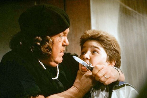 Goonies Movie Quotes: The Only Thing We Serve Here Is Tongue!