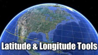 Latitude & Longitude Tools