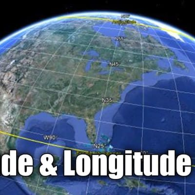 Latitude & Longitude Tools