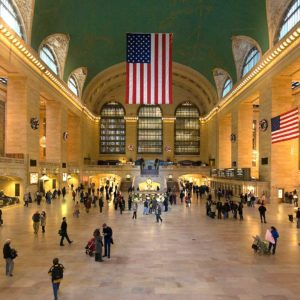 Sony VAIO Mannequins Take Over Grand Central Station