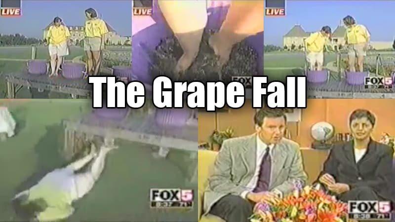 Grape Fall Lady