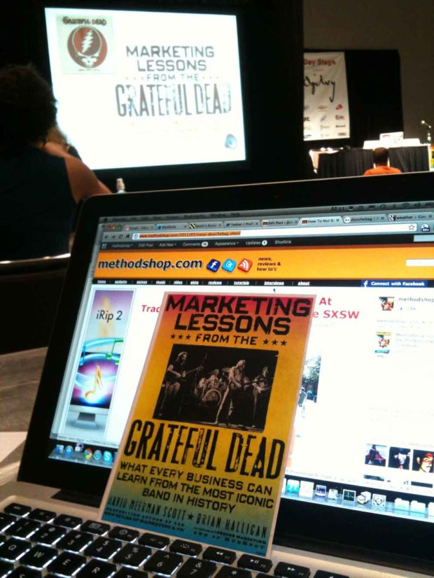Marketing Lessons From The Grateful Dead At Sxsw