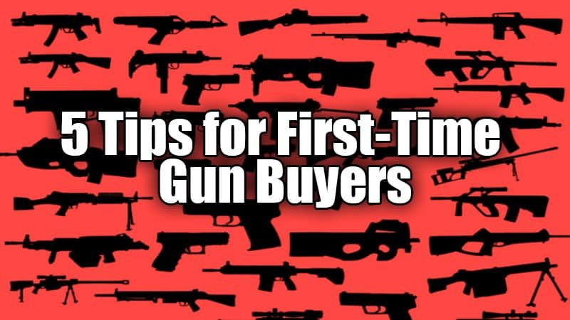 5 Tips for First-Time Gun Buyers Interested In Responsible Gun Ownership