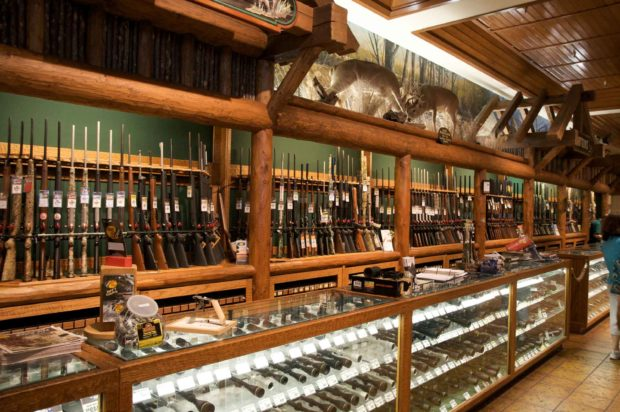 Gun Section In A Supermarket - 5 Tips For First-Time Gun Buyers Interested In Responsible Gun Ownership