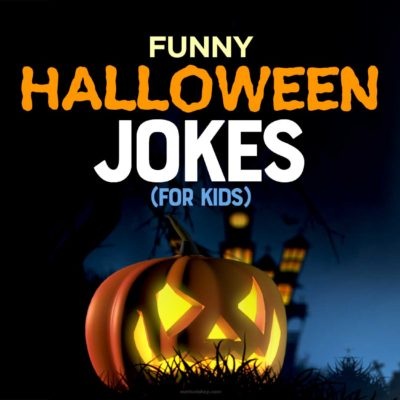 90 Funny Halloween Jokes For Kids