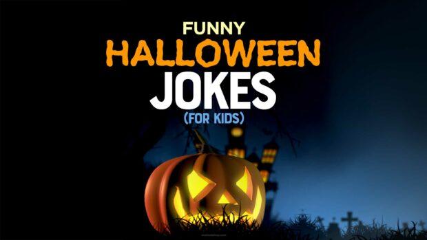Funny Halloween Jokes For Kids