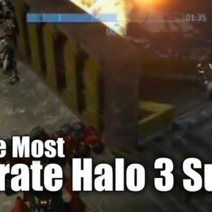 Most Elaborate Halo 3 Suicide