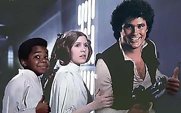 Han Hasselhoff - David Hasselhoff As Han Solo